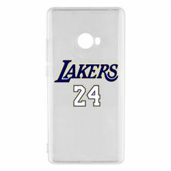 Чехол для Xiaomi Mi Note 2 Lakers 24