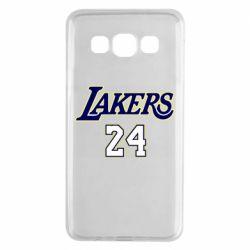 Чехол для Samsung A3 2015 Lakers 24