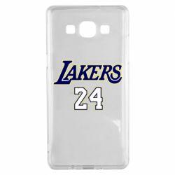 Чехол для Samsung A5 2015 Lakers 24
