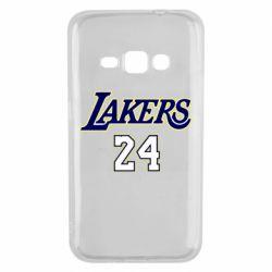 Чехол для Samsung J1 2016 Lakers 24