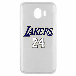 Чехол для Samsung J4 Lakers 24