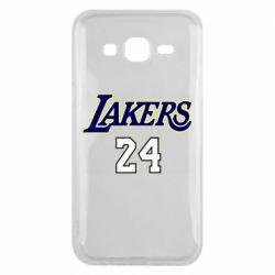 Чехол для Samsung J5 2015 Lakers 24
