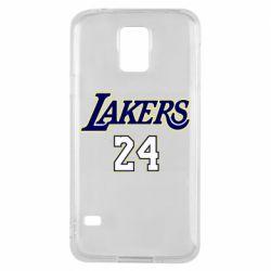 Чехол для Samsung S5 Lakers 24