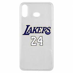 Чехол для Samsung A6s Lakers 24