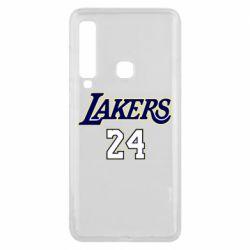 Чехол для Samsung A9 2018 Lakers 24