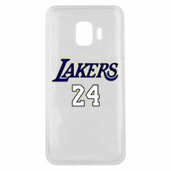 Чехол для Samsung J2 Core Lakers 24