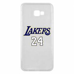 Чехол для Samsung J4 Plus 2018 Lakers 24