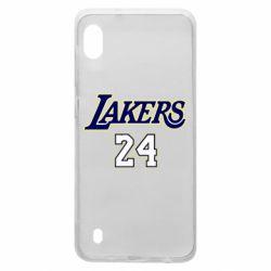 Чехол для Samsung A10 Lakers 24