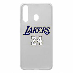 Чехол для Samsung A60 Lakers 24
