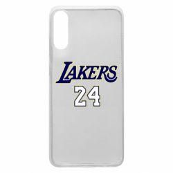 Чехол для Samsung A70 Lakers 24