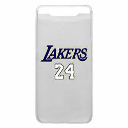 Чехол для Samsung A80 Lakers 24