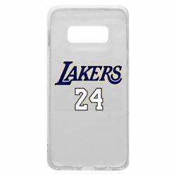 Чехол для Samsung S10e Lakers 24