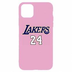 Чехол для iPhone 11 Lakers 24