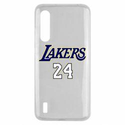 Чехол для Xiaomi Mi9 Lite Lakers 24