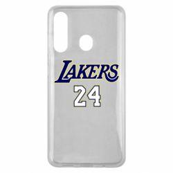 Чехол для Samsung M40 Lakers 24