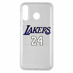 Чехол для Samsung M30 Lakers 24