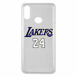 Чехол для Samsung A10s Lakers 24