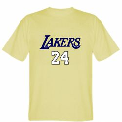 Мужская футболка Lakers 24
