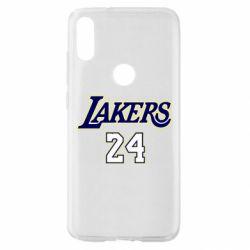 Чехол для Xiaomi Mi Play Lakers 24