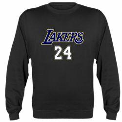 Реглан (свитшот) Lakers 24
