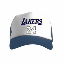 Детская кепка-тракер Lakers 24