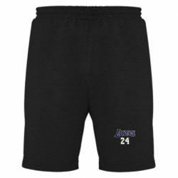 Мужские шорты Lakers 24