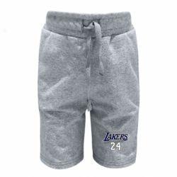 Детские шорты Lakers 24