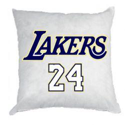 Подушка Lakers 24