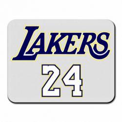 Коврик для мыши Lakers 24
