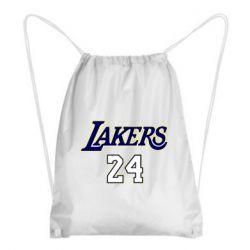 Рюкзак-мешок Lakers 24