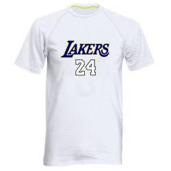 Мужская спортивная футболка Lakers 24