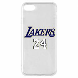 Чехол для iPhone 7 Lakers 24
