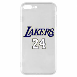 Чехол для iPhone 7 Plus Lakers 24