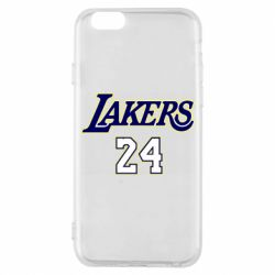 Чехол для iPhone 6/6S Lakers 24