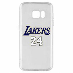 Чехол для Samsung S7 Lakers 24