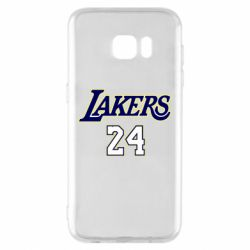 Чехол для Samsung S7 EDGE Lakers 24