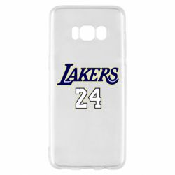 Чехол для Samsung S8 Lakers 24
