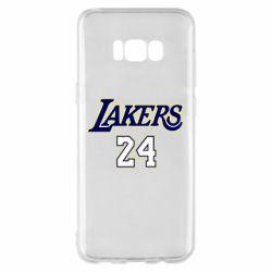 Чехол для Samsung S8+ Lakers 24