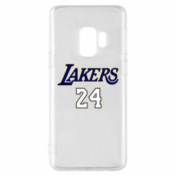 Чехол для Samsung S9 Lakers 24