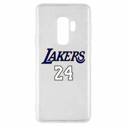 Чехол для Samsung S9+ Lakers 24