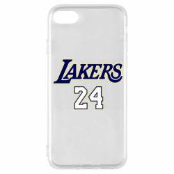 Чехол для iPhone 8 Lakers 24