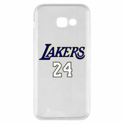 Чехол для Samsung A5 2017 Lakers 24
