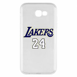 Чехол для Samsung A7 2017 Lakers 24