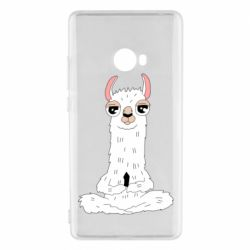 Чехол для Xiaomi Mi Note 2 Lama Yoga
