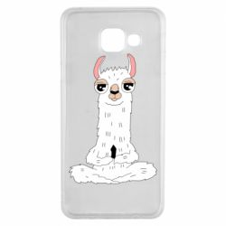 Чохол для Samsung A3 2016 Lama Yoga