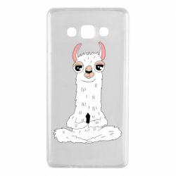 Чохол для Samsung A7 2015 Lama Yoga