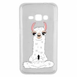 Чохол для Samsung J1 2016 Lama Yoga