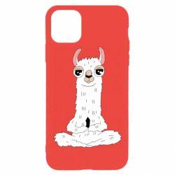 Чохол для iPhone 11 Pro Max Lama Yoga