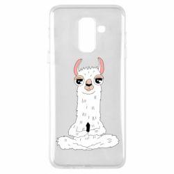 Чохол для Samsung A6+ 2018 Lama Yoga