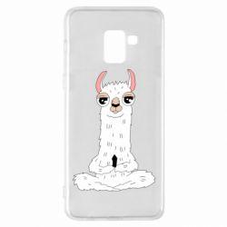 Чохол для Samsung A8+ 2018 Lama Yoga